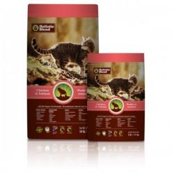 Holistic Blend 全貓種雞、三文魚、低鎂配方10磅 x2包優惠