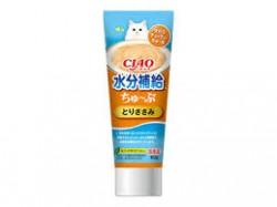 CIAO 水份補給 雞肉醬 (牙膏裝) CS-159 80g
