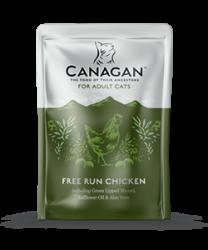 Canagan 原之選 無穀物成貓 雞肉配方 85g