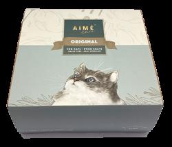 Aimé Kitchen 溫馨愛心罐罐禮盒 (1盒18罐, 每味2罐) 連環保竹製匙及夾子各一支