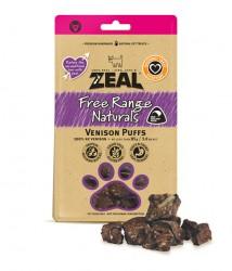 Zeal - 熱愛天然紐西蘭鮮鹿肺粒 Venison Puffs 85g