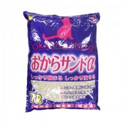 Super Cat 日本環保混合豆腐砂(紫袋經濟版) 7L