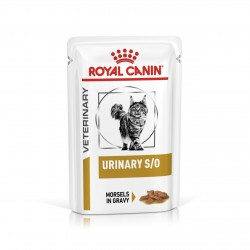 Royal Canin-Urinary S/O (LP34) 獸醫配方貓罐頭 - 85克 x12包