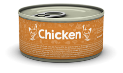 Naturea 無榖物鮮肉貓罐頭 - 鮮雞肉80g x12罐優惠