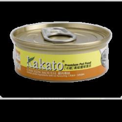 Kakato 雞肉慕絲 40g