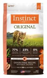 Natures Variety Instinct - 無穀物 三文魚 全貓配方 4.5 lb