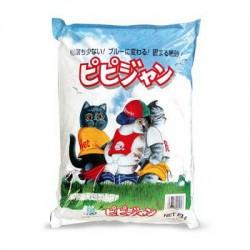 Pipijan 日本無塵紙製凝固貓砂 8L x5包 (原箱優惠)