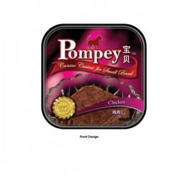 Pompey 寶貝金牌純天然狗糧 雞肉 配方