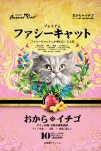Fussie Cat 豆腐砂(士多啤梨味) 7L X 3包優惠