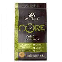 Wellness CORE Deduced Fat 無穀物體重管理配方 狗糧 4磅 到期日: 28/03/2021