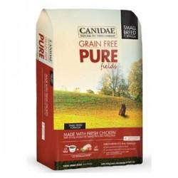Canidae R無穀物PURE FIELDS 無榖物 小型犬狗糧(雞肉鯡魚)12磅
