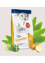 Happy Cat Sensitive Grainfree Kaninchen (Rabbit) 無穀物兔肉配方 1.4kg