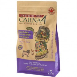 Carna4 頂級烘焙風乾糧 - 鯡魚、三文魚配方 小型犬全犬配方 2.2磅