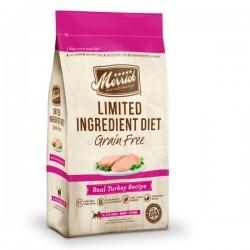 Merrick 無穀物天然單一動物蛋白貓糧 全貓火雞配方 4lb