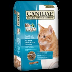 Canidae 雞肉紅米配方貓乾糧 4磅