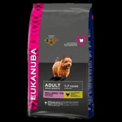 EUKANUBA 優卡成犬雞肉 (小型犬)3kg