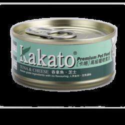 Kakato 吞拿魚, 芝士 170g