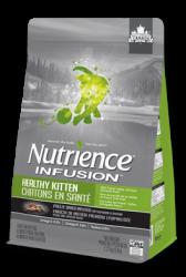 Nutrience 天然凍乾外層 鮮雞肉 幼貓配方 10lb (5lbx2)
