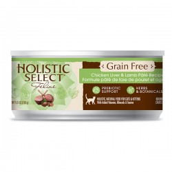 Holistic Select 活力滋 雞肉拼羊肉配方﹙無穀物﹚ 貓罐頭 5.5oz