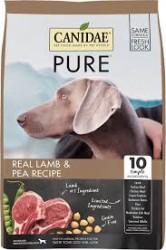 Canidae 無穀物元素成犬配方(羊肉&豌豆) 4磅