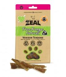 Zeal - 熱愛天然紐西蘭鮮鹿筋  Venison Tendons 125g