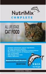 NutriMix 營康力 - 全貓種乾糧 8kg X 2