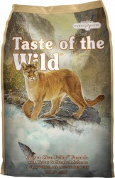 Taste of the Wild 貓糧 無穀物 鱒魚+煙燻三文魚配方 14磅