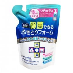 日本獅王LION Pet 清潔除菌免沖洗泡沫補充裝 200ml (貓犬共用)