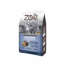 Zoe 中型成犬 - 雞肉配蔾麥及黑豆配方 5kg