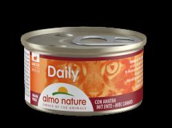 Almo Nature Duck 鴨肉 (156) 主食Mousse貓罐頭 85g