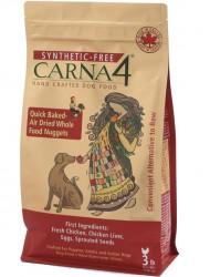 Carna4 風乾慢煮 無穀物 雞肉+胚芽配方 全犬配方 3磅