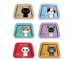 可愛貓組合貓抓板