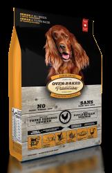 Oven Baked體重控制減肥配方老犬糧12.5磅 (大粒)