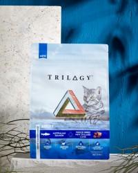 Trilogy 奇境 澳洲三文魚+5%紐西蘭羊肺凍乾 無穀成貓糧 1.8kg