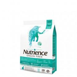 Nutrience 無穀物 火雞+雞+鴨 室內貓配方 - 2.5 kg x2包優惠