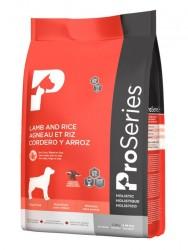 ProSeries 全天然羊肉+糙米 全犬配方 狗乾糧 6磅 (紅色)