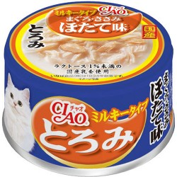 CIAO 雞胸肉+金槍魚+貝柱 (日本牛奶使用) (綠茶消臭配方) A-111