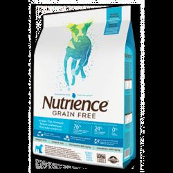 Nutrience 天然無穀物防敏感七種魚全犬糧5kg