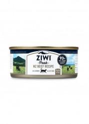 ZiwiPeak巔峰 92%鮮肉貓罐頭 - 牛肉 85g