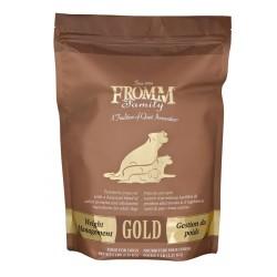 <<穿袋>>  Fromm Gold 金裝 雞+火雞+魚+蔬菜 低脂/體重控制犬糧 33lb