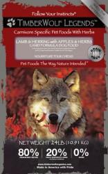 Timberwolf 羊肉+ 鮙魚 + 蘋果 配香草 全犬糧 24lb (預訂)
