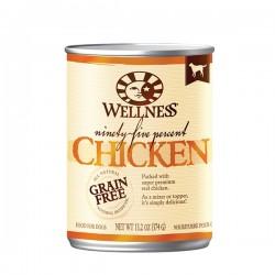 Wellness 95% 鮮雞肉﹙無穀物﹚ 12.5oz