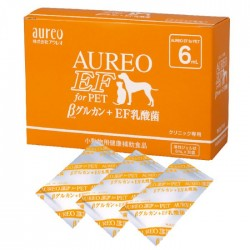 AUERO EF For Pet 黃金黑酵母 6mlx30