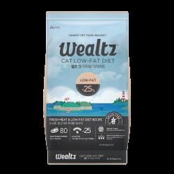 Wealtz 全年齡貓配方 - 全方位體重管理食譜 6Kg