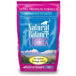 Natural Balance特級配方貓乾糧15磅