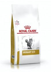 [凡購買處方用品, 訂單滿$500或以上可享免費送貨]  Royal Canin - Urinary S/O(LP34) 泌尿道處方 貓乾糧 1.5kg
