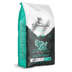 複製 Canagan DENTAL 無穀物火雞健齒配方 4kg