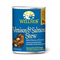Stew 鹿肉燘三文魚 12.5oz Wellness
