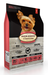 Oven Baked紐西蘭羊肉配方成犬糧12.5磅 (細粒)