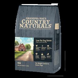 Country Naturals 雞肉糙米低脂高纖犬用配方 Low Fat Dog Food Formula4磅